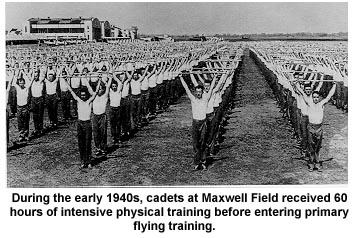 PT at Maxwell