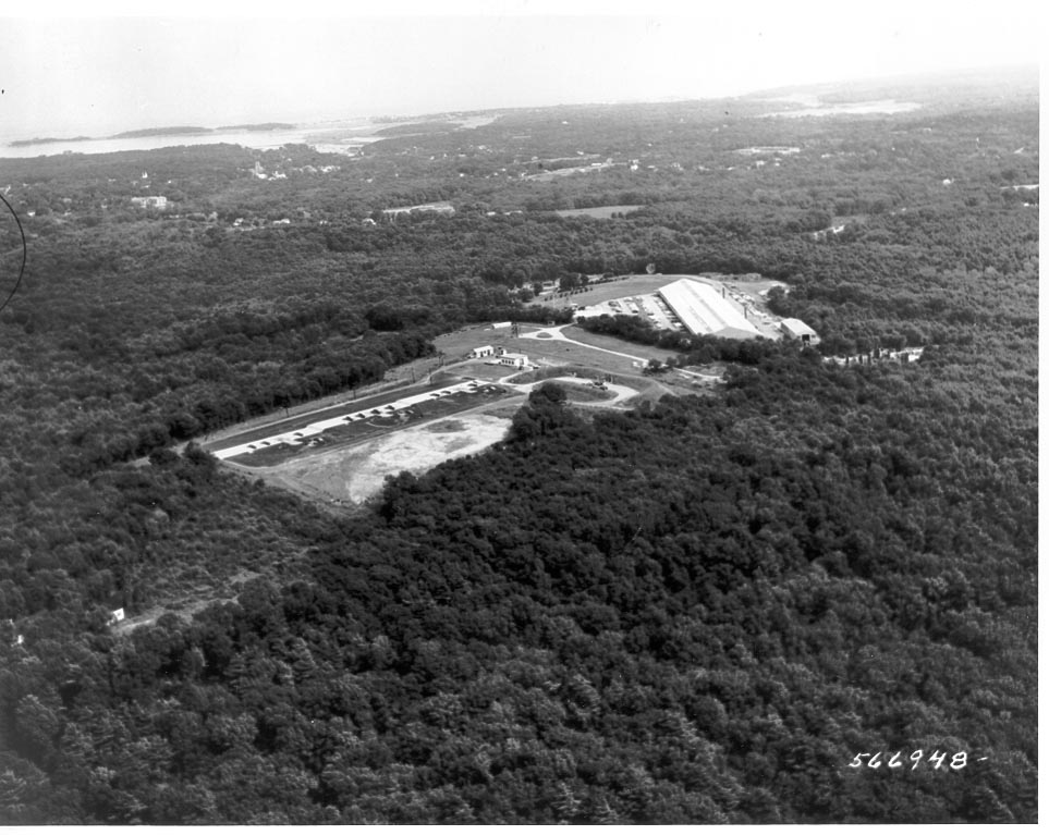 Nike Missile Site BO-36 Hingham Cohasset Launcher Area 1959