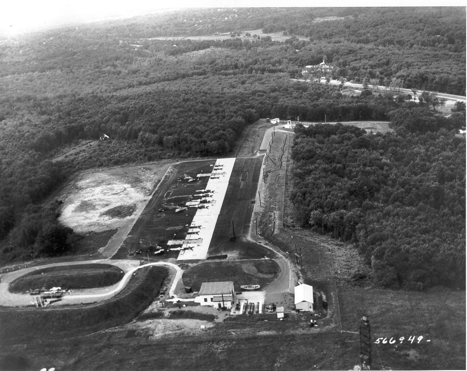 Nike Missile Site BO-36 Hingham Cohasset Launcher Area 8/12/1959