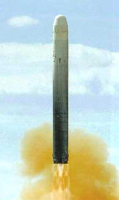 UR-100N (SS-19 Stilleto) Russi...